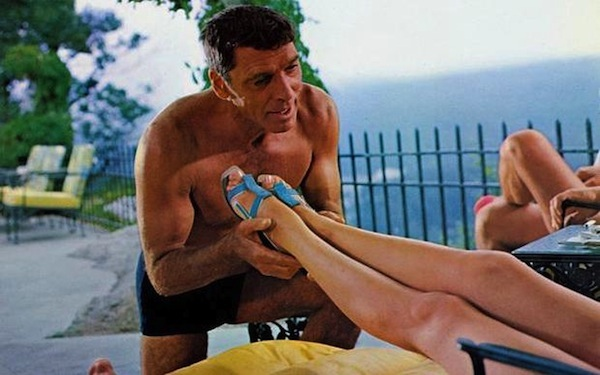 the swimmer 1968 2
