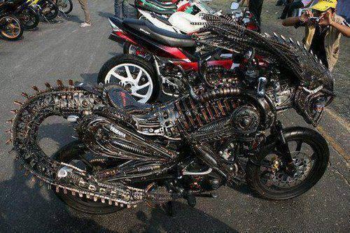 alien moto