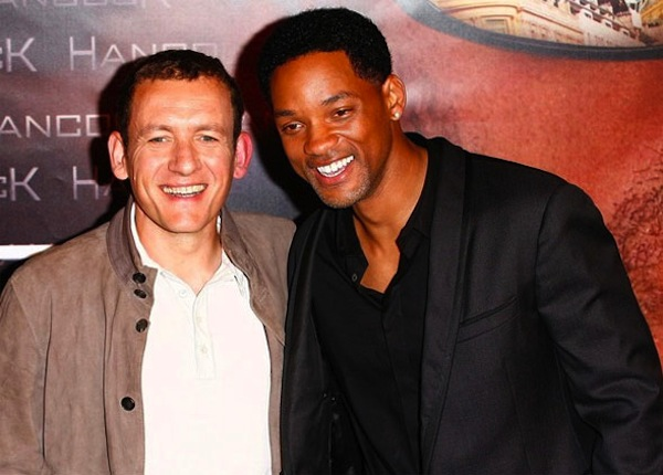 will-smith-dany-boon-AFP