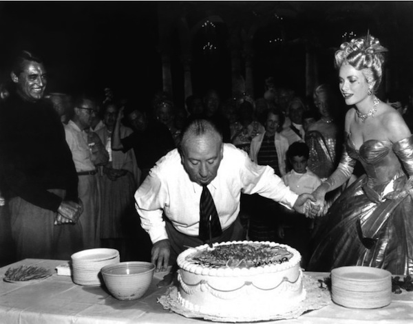 Cary-Grant-and-Grace-Kelly-help-Alfred-Hitchcock-celebrate-his-birthday-on-the-set-of-To-Catch-A-Thief-1955