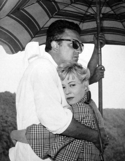 Federico-Fellini-Giulietta-Masina-Notti-di-Cabiria
