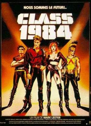 affiche_Class_1984_1982_1