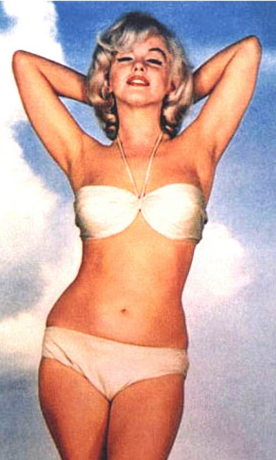 marilyn pinup