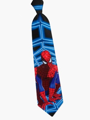 spiderman-silk-tie