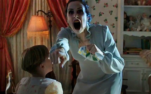 Insidious 2 trailer  (Screengrab)