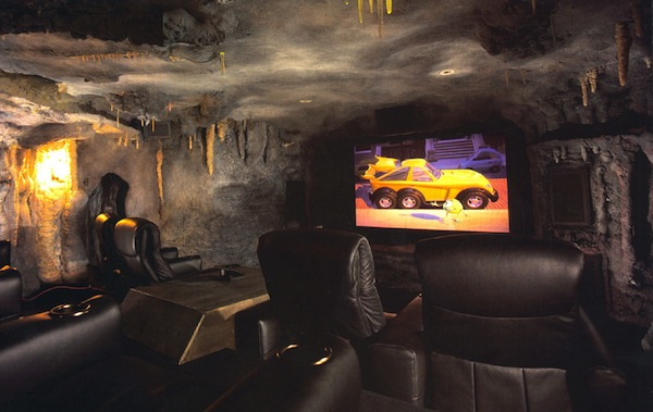 batcave cinema vermont