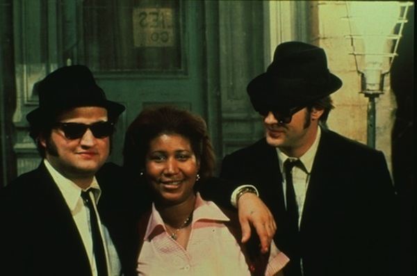blues brothers aretha franklin