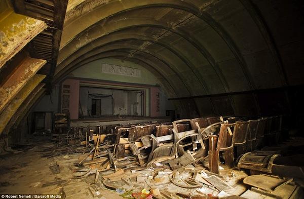 ruines cinema propagande societique