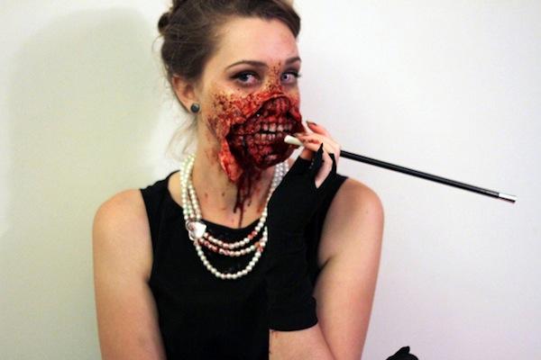 zombie hepburn