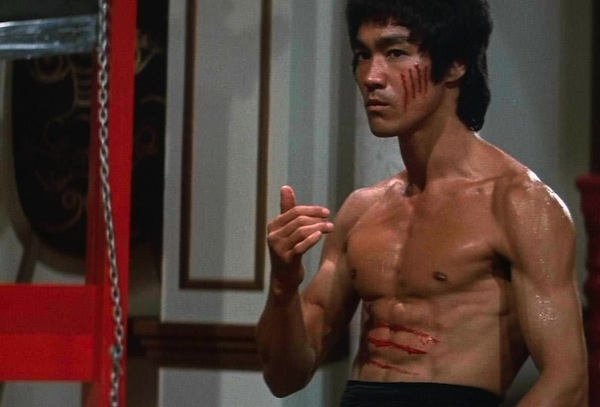 Bruce-Lee-film et plan de legend