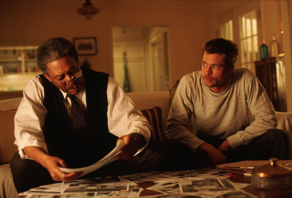Morgan-Freeman-Brad-Pitt