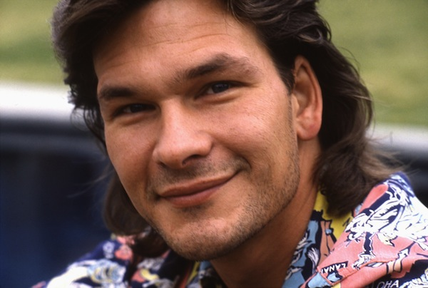 Patrick Swayze Portrait Session