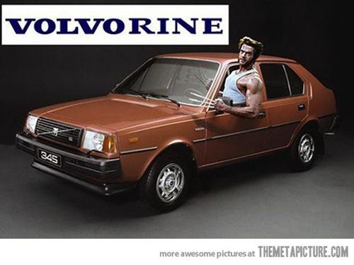 Wolverine-Volvo-car