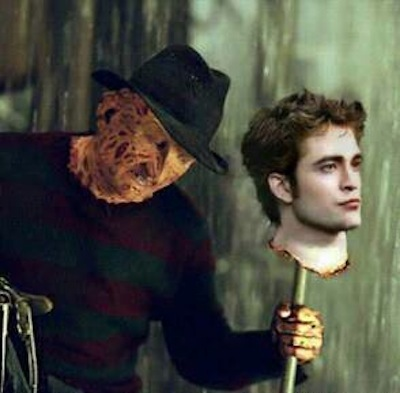 freddy pattinson