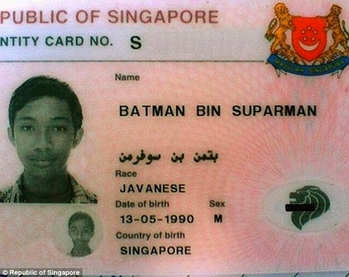superman bin batman