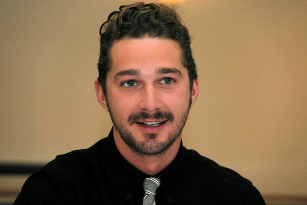 "Shia Laboeuf Promotes ""Transformers 3"" - Los Angeles"