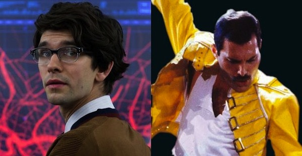 Ben-Whishaw-to-play-Freddie-Mercury