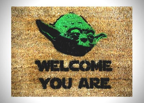Yoda-Doormat