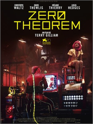 ZERO THEOREM de Terry Gilliam Critique - avant-première (anticipation)
