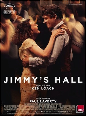 JIMMY'S HALL de Ken Loach Critique - en salles (biopic)