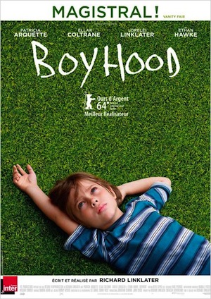 BOYHOOD de Richard Linklater Critique - en salles (drame)