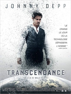 TRANSCENDANCE de Wally Pfister Critique - en salles (thriller SF)