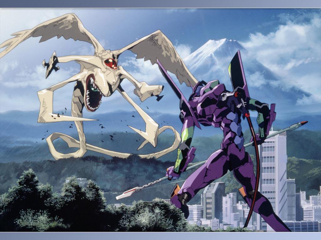 Evangelion-combat-Anga1