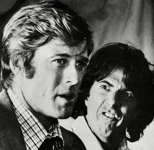 Robert-Redford-getting-photobombed-by-Dustin-Hoffman