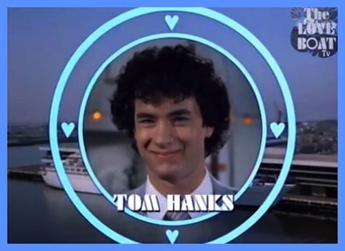 TOM HANKS CROISIERE S'AMUSE