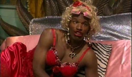 in living color jamie foxx