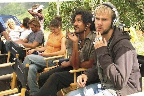 MAGGIE GRACE, JOSH HOLLOWAY, EVANGELINE LILLY, NAVEEN ANDREWS, DOMINIC MONAGHAN - BEHIND THE SCENES
