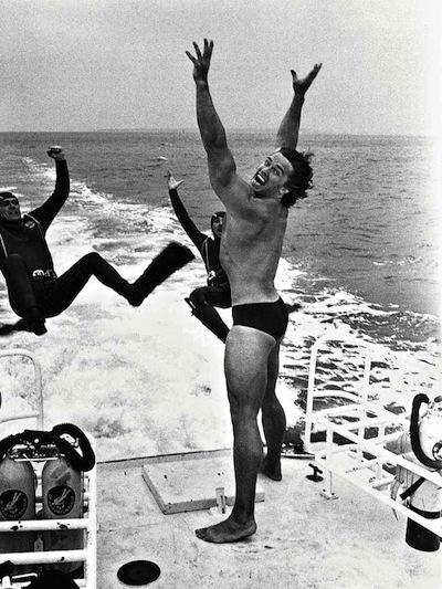 Arnold-Schwarzenegger-in-Cannes-1977