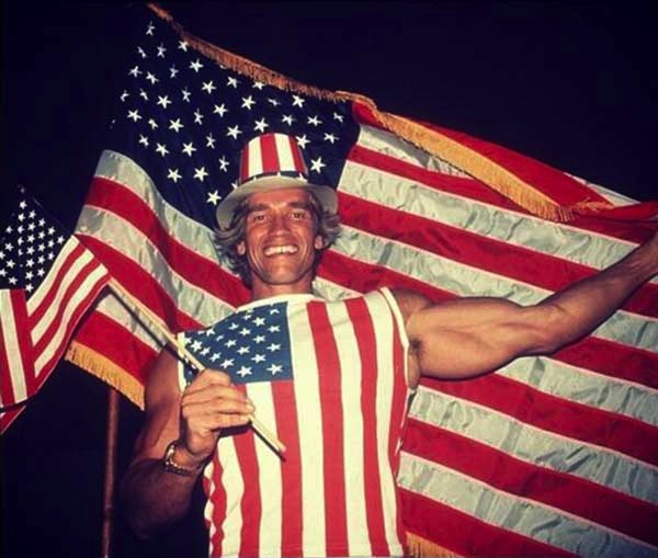 Arnold-Schwarzenegger-on-the-day-he-received-his-American-citizenship1