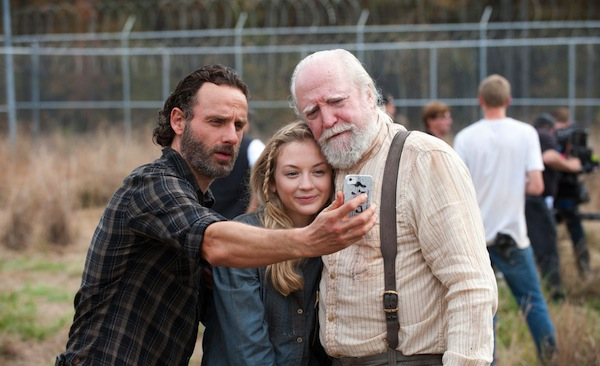 Walking-Dead-Selfie1