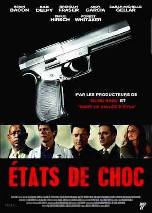 FOURREAU DVD ETATS DE CHOC 2D