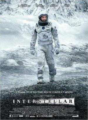 interstellar affiche