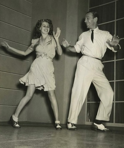 Rita-Hayworth-and-Fred-Astaire-rehearsing-on-the-set-of-You-Were-Never-Lovelier-1942