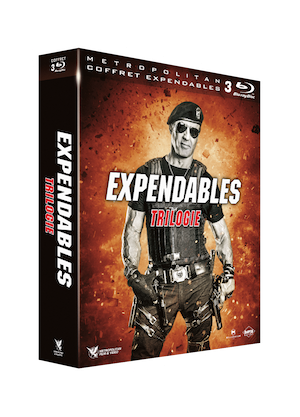 3D COFFRET 3 BRD EXPENDABLES 1A3 SS CIGARE