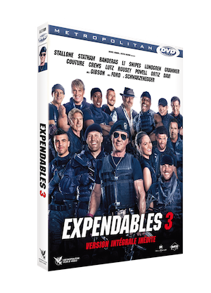 3D FOUR DVDV EXPENDABLES 3