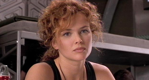 Dina meyer before