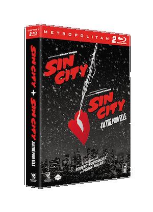 3D BIPACK BRD SIN CITY 1 ET 2