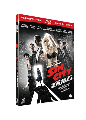 3D FOUR BRD SIN CITY 2