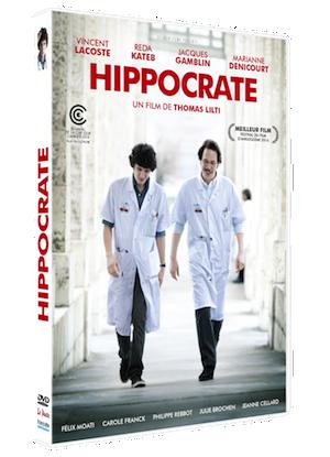 HIPPOCRATE DVD 3D DEF