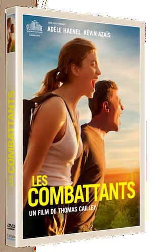 LES COMBATTANTS DVD 3D DEF