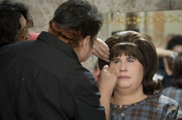 Travolta hairspray