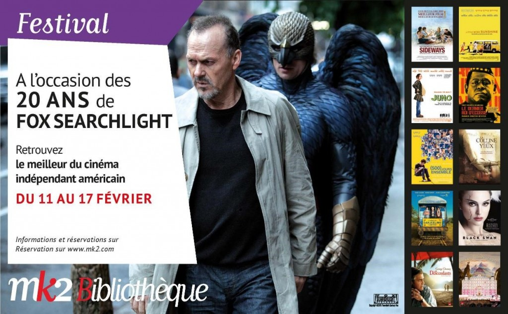 20ans Fox Searchlight_Avp BIRDMAN