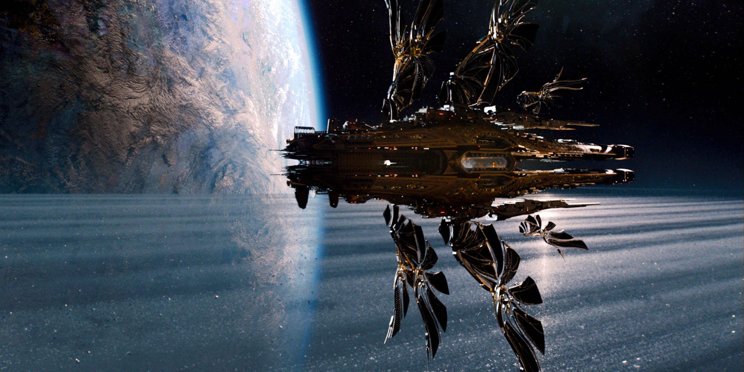 JUPITER : LE DESTIN DE L'UNIVERS de Andy & Lana WachowskiCritique ...