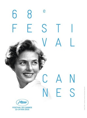 68eme festival de cannes affiche