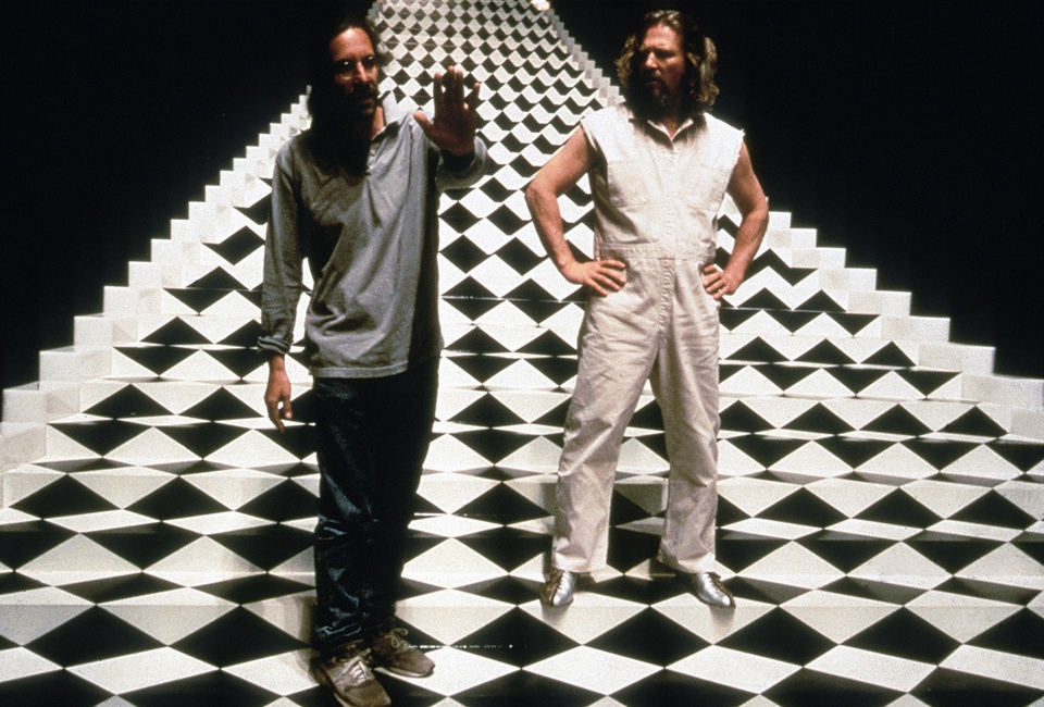 Joel Coen et Bridges big lebowski 1_1280