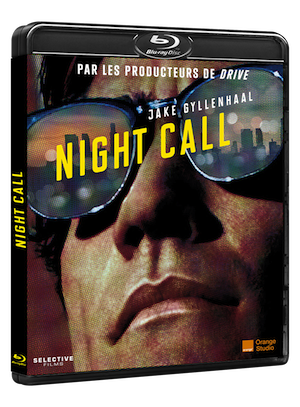 PACKSHOT NIGHT CALL BLU-RAY